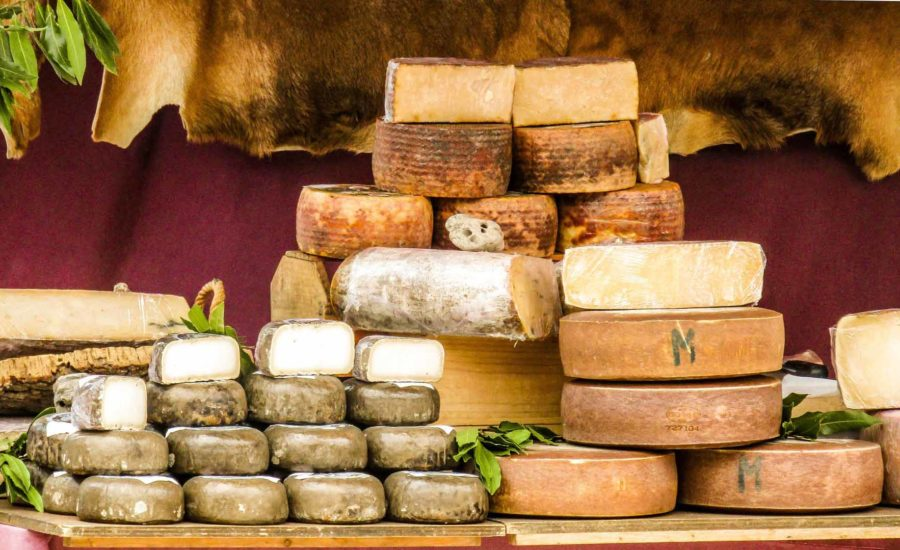 Plateaux-Fromages